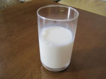 寿命を長くする方法牛乳画像