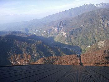 黒岳5合目紅葉撮影画像
